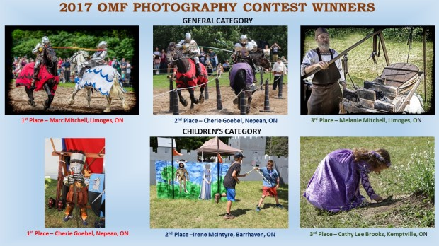 2017 OMF Photography Contest Winners